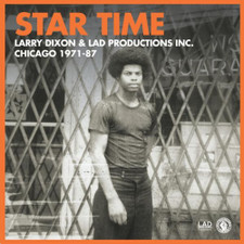 Larry Dixon - Star Time (LAD Production Inc. Chicago 1971-87) - 4x LP Vinyl Box Set