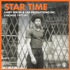 """Larry Dixon - Star Time (LAD Production Inc. Chicago 1971-87) - 10x 7"""" Vinyl Box Set"""