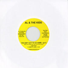 """Light Years - You Ain't Got To Go Home - 7"""" Vinyl"""