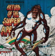 The Upsetters - Return Of The Super Ape - LP Vinyl