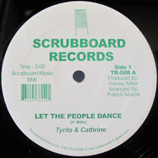 "Tyrita & Cathrine - Let The People Dance - 12"" Vinyl"