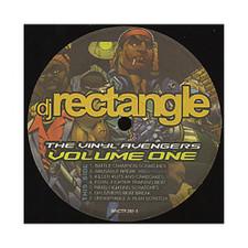 Dj Rectangle - Vinyl Avengers Vol. 1 - LP Vinyl