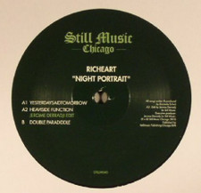 "Richeart - Night Portrait - 12"" Vinyl"
