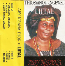 Aby Ngana Diop - Liital - Cassette
