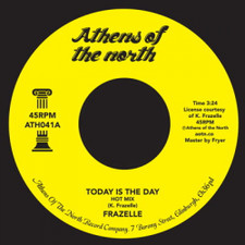 "Frazelle - Today Is The Day - 7"" Vinyl"