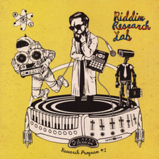 Riddim Research Lab - Research Program #1 - LP Vinyl