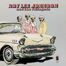 Roy Lee Johnson & The Villagers - Roy Lee Johnson & The Villagers - LP Vinyl