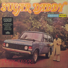 Joe King Kologbo & The High Grace - Sugar Daddy - LP Vinyl