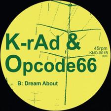 "K-Rad & Opcode66 - KNO-001 - 12"" Vinyl"