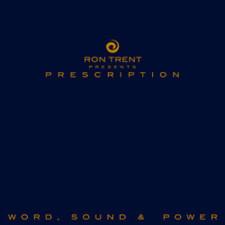 "Ron Trent - Prescription: Word, Sound & Power - 6x 12"" Vinyl Box Set"