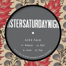 "Alex Falk - Anjuna - 12"" Vinyl"