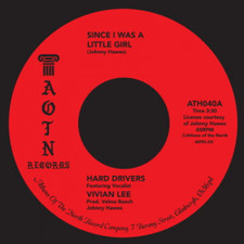 "Hard Drivers & Vivian Lee - Since I Was A Little Girl - 7"" Vinyl"