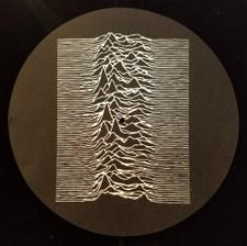 Joy Division - Unknown Pleasures - Single Slipmat