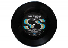 "Will Sessions feat Elzhi - Knowledge Of 12th - 7"" Vinyl"