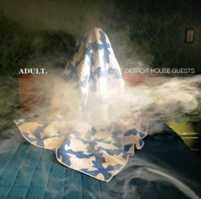 Adult - Detroit House Guests - 2x LP Vinyl