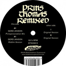 "Prins Thomas - Gerd Janson Remixes - 12"" Vinyl"