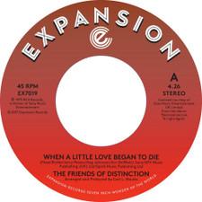 "Friends Of Distinction - When A Little Love Began To Die / Ain't No Woman - 7"" Vinyl"