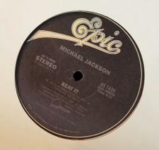 """Michael Jackson - Beat It/PYT - 12"""" Vinyl"""