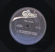 """The Clash - Rock the Casbah - 12"""" Vinyl"""
