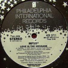"MFSB - Love is the Message - 12"" Vinyl"