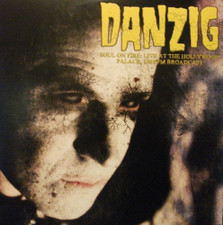 Danzig - Soul On Fire: Live At The Hollywood Palace 1989 - 2x LP Vinyl