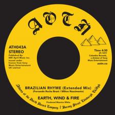 "Earth, Wind And Fire - Brazilian Rhyme / My Love - 7"" Vinyl"
