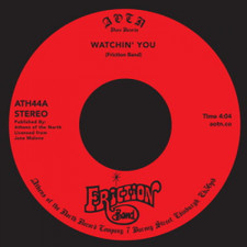 """Friction Band - Watchin' You / To The Sky - 7"""" Vinyl"""