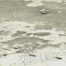 Gailes - Seventeen Words - LP Vinyl