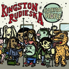 Kingston Rudieska - Everyday People - LP Vinyl