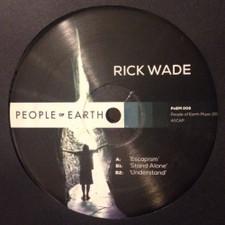 """Rick Wade - Escapism - 12"""" Vinyl"""