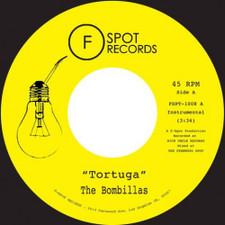 "The Bombillas - Tortuga / Kings Up - 7"" Vinyl"