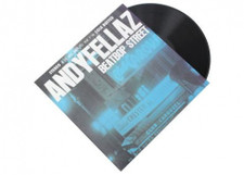 AndyFellaz - Beatbop Street - LP Vinyl