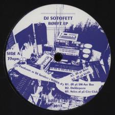 """Dj Sotofett - Borft Ep - 12"""" Vinyl"""