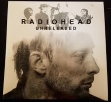 Radiohead - Unreleased And Live - 2x LP Vinyl