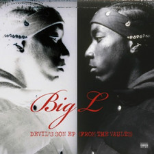 "Big L - Devil's Son Ep (From The Vaults) RSD - 12"" Vinyl"