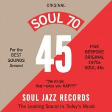"""Various Artists - Soul 70 RSD - 5x 7"""" Vinyl Box Set"""