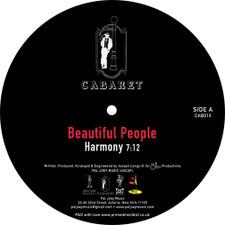 "Beautiful People - Harmony / I've Got The Rhythm RSD - 12"" Vinyl"