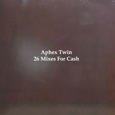 Aphex Twin - 26 Mixes For Cash - 4x LP Vinyl