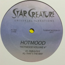 "Hotmood - Volume 4 - 12"" Vinyl"