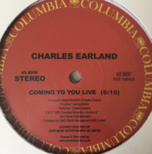 """Charles Earland - Coming To You Live / I Will Never Tell RSD - 12"""" Vinyl"""