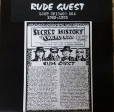 Rude Guest - Lost Chicago Ska 1982-93 - LP Vinyl