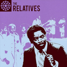 The Relatives - Don't Let Me Fall - LP Vinyl