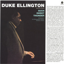 Duke Ellington And His Orchestra - Such Sweet Thunder - LP Vinyl
