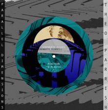 Theo Parrish - Parallel Dimension - 2x LP Vinyl