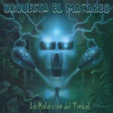 Orquesta El Macabeo - La Maldicion Del Timbal - LP Vinyl