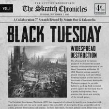 "The Skratch Chronicles - Black Tuesday - 7"" Vinyl"