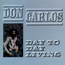 Don Carlos - Day to Day Living - LP Vinyl