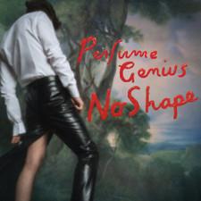 Perfume Genius - No Shape - 2x LP Clear Vinyl