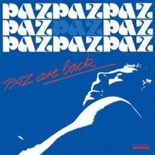 Paz - Paz Are Back - LP Vinyl