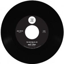 "Mike Lundy - The Rhythm of  Life - 7"" Vinyl"